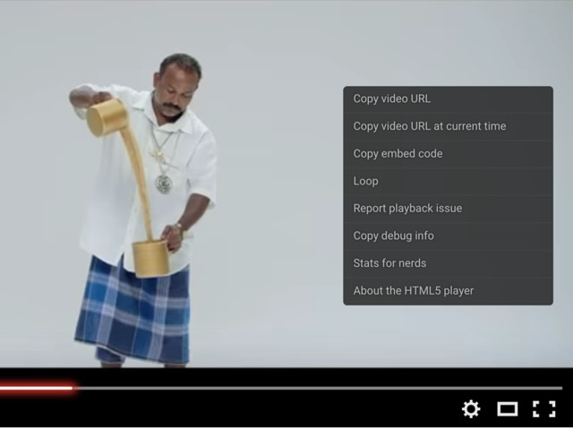 YouTube will now let you loop a track without a third party app. Just right click on the video playing and click on loop.