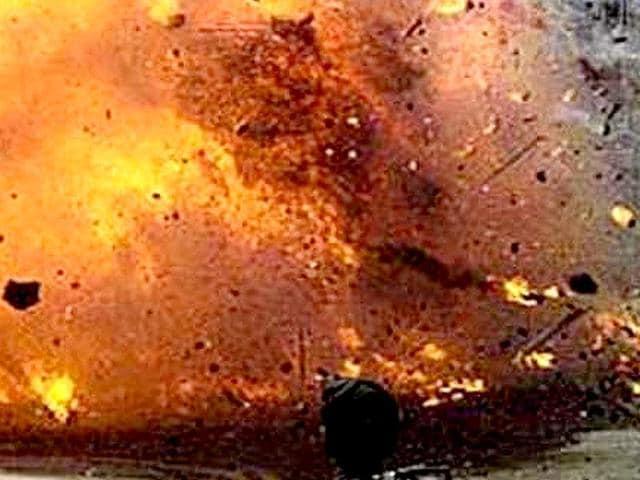 West Bengal,Birbhum,Bomb explosion in Birbhum