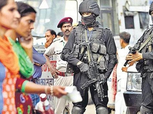 There has been a crackdown across the country by NIA and hightened security arrangements ahead of the Republic Day celebrations.