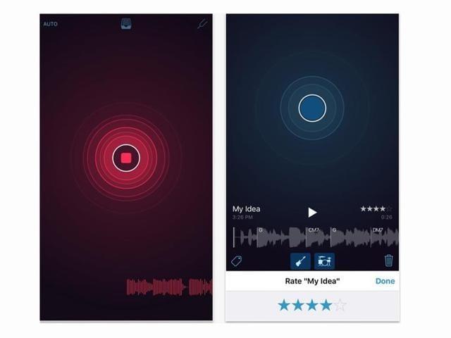 Apple,Music Memos,App