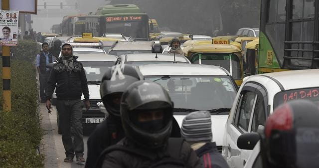 Delhi chief minister Arvind Kejriwal announced the second phase of the odd-even scheme will start  from April 15