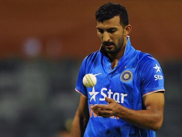 India tour of Australia 2016,Barinder Sran,Gurkeerat Mann