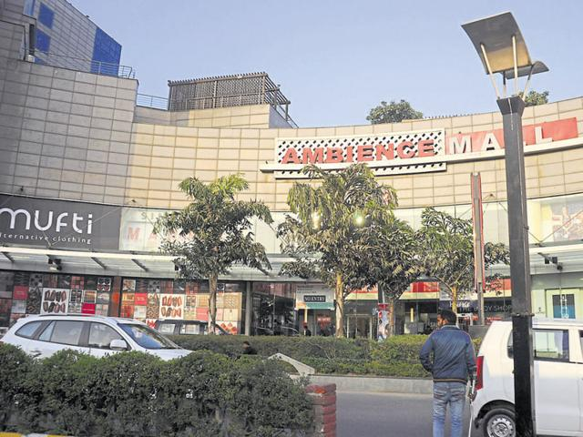 IS threat,NCR,Ambience Mall