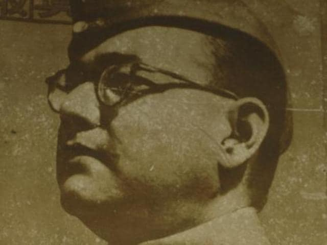 Confidential files on Netaji Subhas Chandra Bose are displayed at a police museum in Calcutta. Prime Minister Narendra Modi will release the digital copies of 100 files related to Subhas Chandra Bose on his birth anniversary on Saturday.
