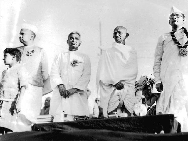 In January 1941, Subhas Bose dramatically escaped from India to spend the remaining four and a half years of his life in Europe and East Asia. In his radio broadcasts from abroad, he would often make suggestions to the Congress as one who was a part of the fold.