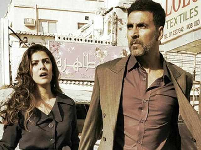 Airlift shuns the Bollywood formula and shows Akshay Kumar's Ranjit Katiyal as a man who fails as well, staying true to the reality of the events.