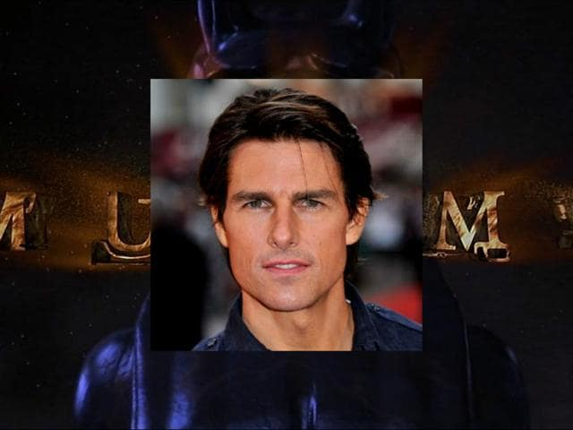 The Mummy will be the third action franchise Tom Cruise will be juggling simultaneously.