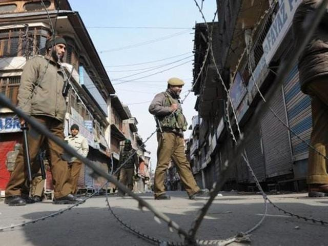 Kashmir,security,Republic Day