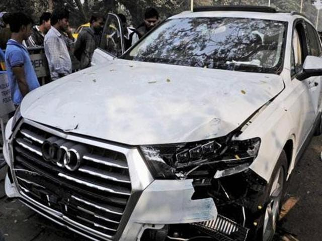 SambiaSohrab confessed to driving the Audi car that broke three barricades before entering into Red Road and killing an Air Force airman who was participating in a rehearsal for the upcoming Republic Day on Jan 13.