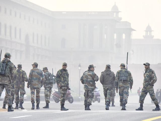 Terror alert,Republic Day,Delhi