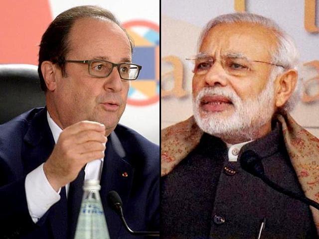 Francois Hollande,Narendra Modi,Republic Day parade