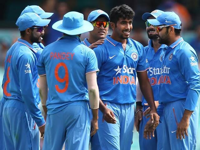 India tour of Australia 2016,Sydney ODI,Jasprit Bumrah
