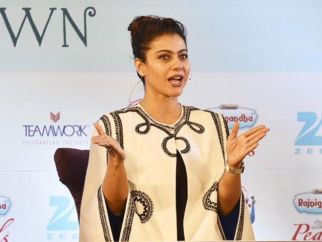 """Yes, we are over-sensitive, but at the same time, I think as public personality, it is credit to our intelligence, we speak well and speak correctly,"" said actor Kajol at the Jaipur Literature Festival in Jaipur on Saturday."