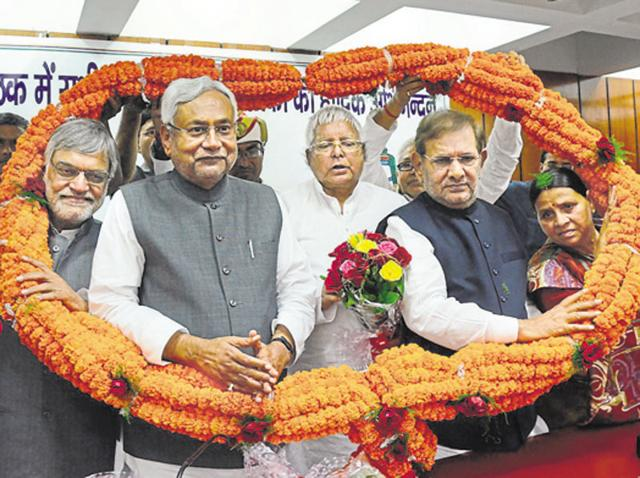 Nitish Kumar, who defeated the BJP in Bihar assembly polls, had suggested a compromise formula so that the Congress and AIUDF fight the upcoming polls in Assam in alliance.