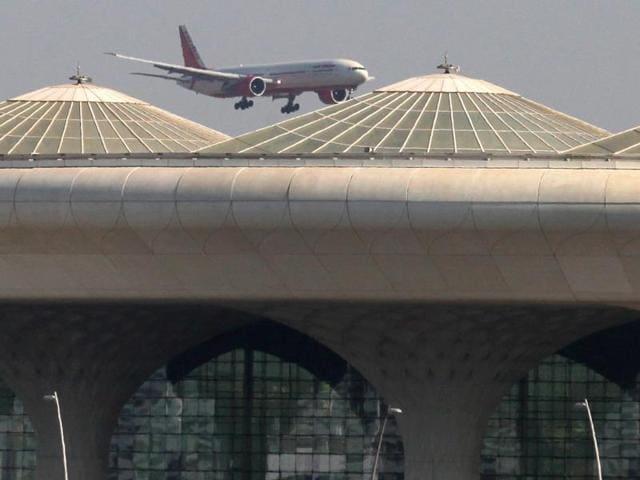 Mumbai,Airport,Bomb hoax