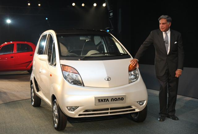 Tata nano special edition pictures of wedding