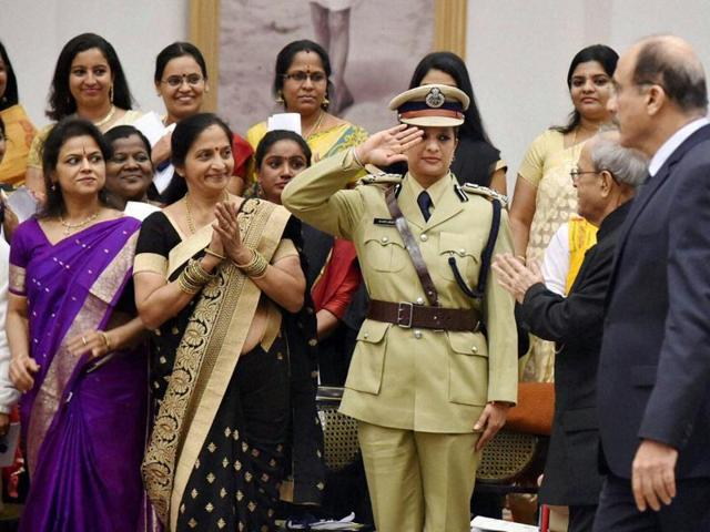 Haryana officer,IPS officer,Bharti Arora