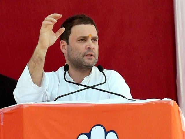 Congress vice-president Rahul Gandhi attacked the Prime Minister during his kisan padyatra in Bundelkhand region on Saturday.