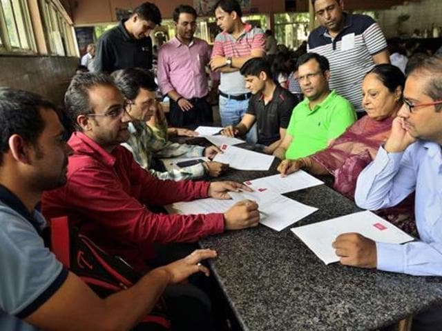 The government departments in the district have not yet appointed nodal officers, exclusively designated for dealing with complaints and grievances of people, in their offices.