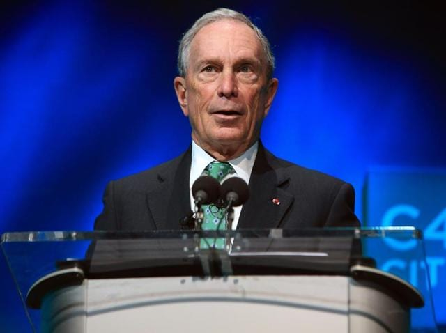 Michael Bloomberg,The New York Times,Donald Trump