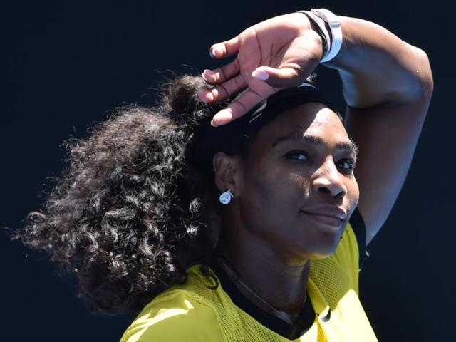 Australian Open 2016,Serena Williams,Maria Sharapova