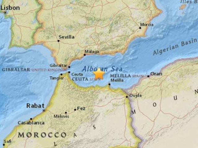 A strong 6.1-magnitude earthquake was followed by a 5.3-magnitude tremor.