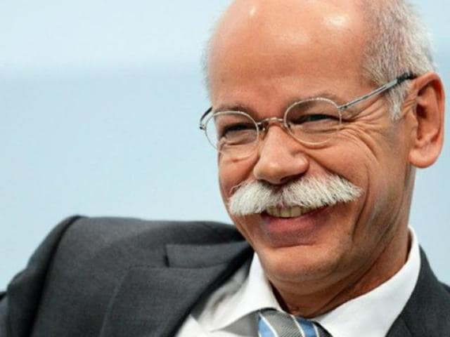 Daimler Chief Executive Dieter Zetsche told German weekly Welt am Sonntag that a recent trip to Silicon Valley revealed that Apple and Google have made more progress on automotive projects than he had assumed