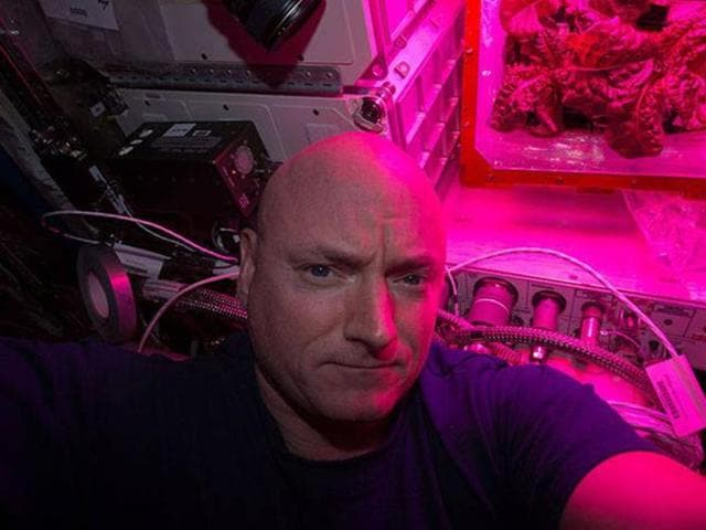 Scott Kelly,Astronaut,Space
