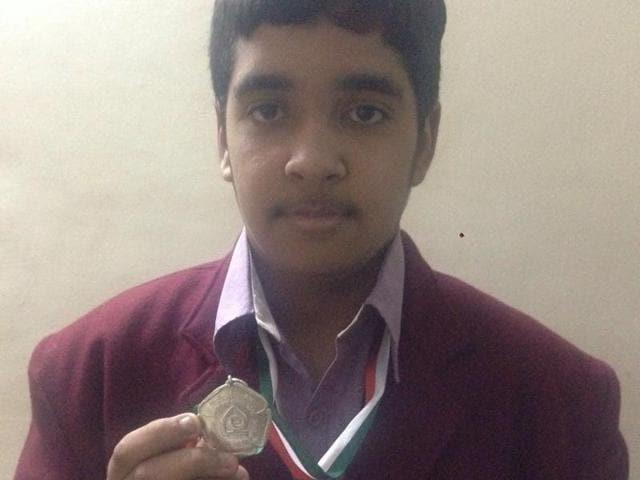 Panchkula,Dishant Mehndiratta,bravery award