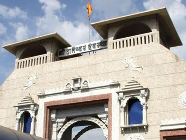 Security has been strengthened at the temple where women are barred from paying obeisance.(Photo: Shanishinganapur.com)