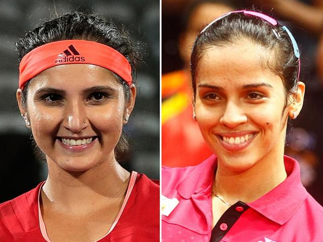 Sania Mirza and Saina Nehwal will be awarded the Padma Bhushan award by the Indian government.