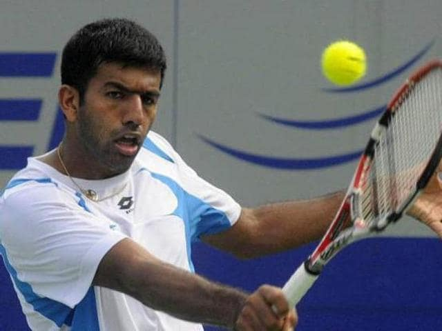 Rohan Bopanna earned a hard fought victory to sail through to the quarter-finals of the mixed doubles category at the Australian Open.