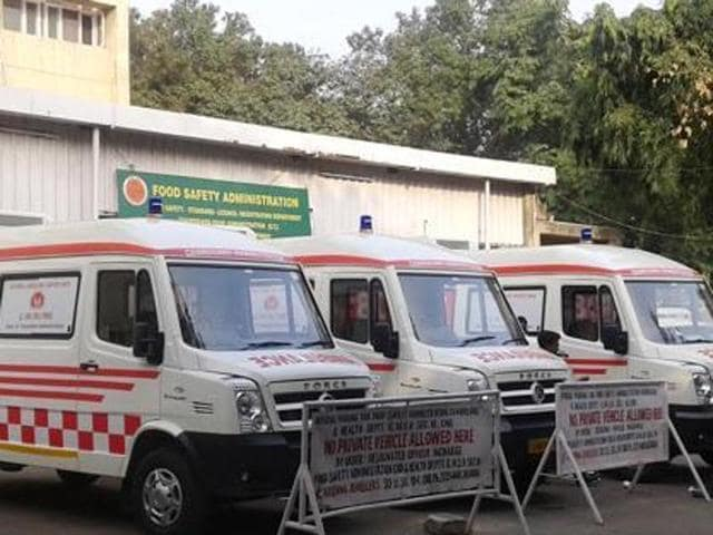 Chandigarh health department,Sector 11,Sector 26