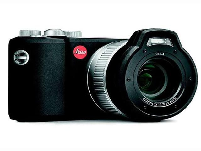 The Leica X-U (Typ 113) camera is designed for underwater usage and is rated for a depth down to 50 feet