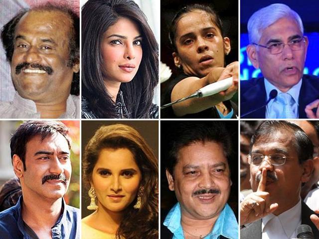 The government announced the Padma Vibhushan award on Monday for actor Rajinikanth, media baron Ramoji Rao, former Jammu and Kashmir governor Jagmohan and spiritual guru Sri Sri Ravi Shankar
