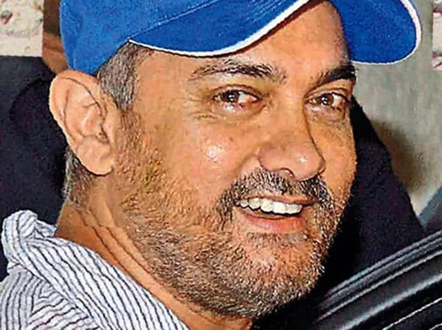 Aamir Khan said that he had never thought of leaving India.