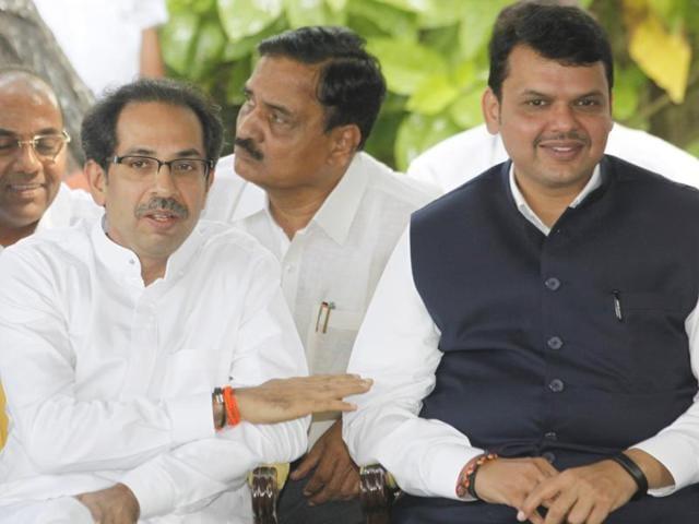 Shiv Sena,BJP,Devendra Fadnavis