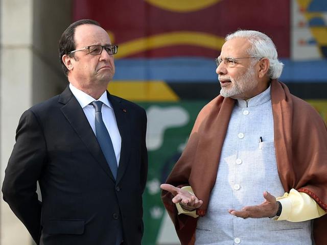 Francois Hollande,France,India-France ties