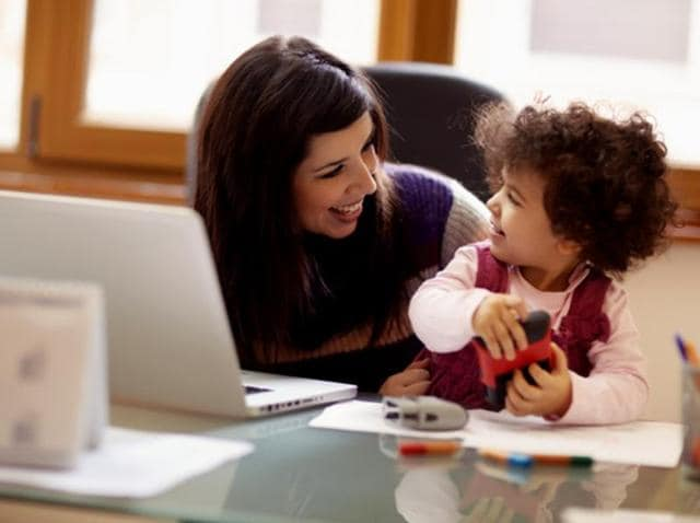 Experts say that while those who work in an office environment focus only on completing their day's assignments, individuals working from home, in most cases, mothers of little kids or freelancers, are required to juggle many roles at once.