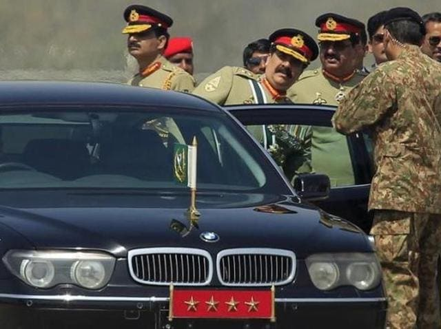 General Raheel Sharif is considered by many to be Pakistan's most powerful man.