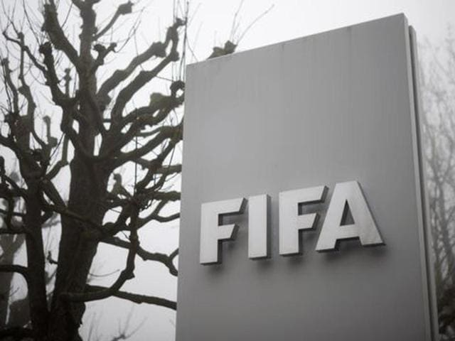 Fifa confirmed the final five candidates to take over from the banned Sepp Blatter as head of the world body.