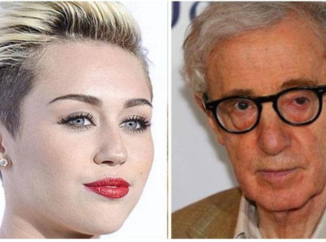 Miley Cyrus will star in Woody Allen's new show: Emma Stone must be annoyed.