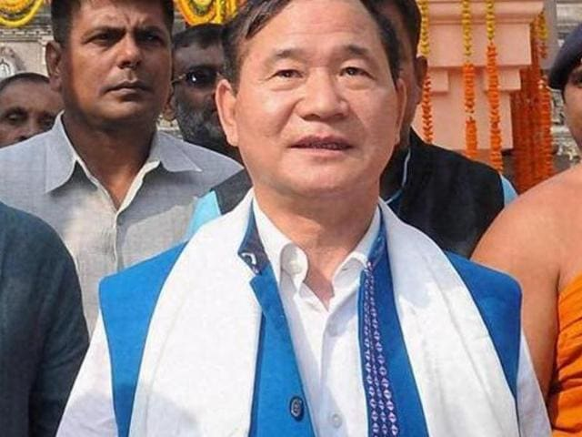 The political crisis in Arunachal began after the Nabam Tuki government was accused of mismanagement.