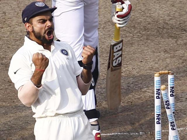 India were named the new top ranked Test team after England completed a series victory over South Africa.
