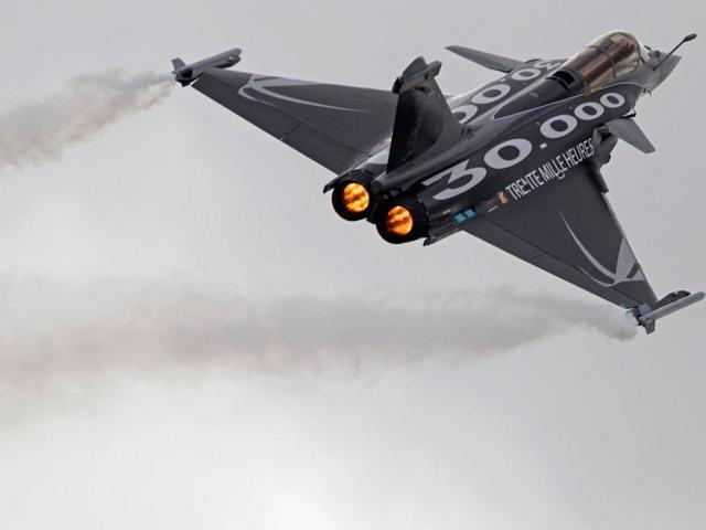 All you need to know about the Rafale jet deal