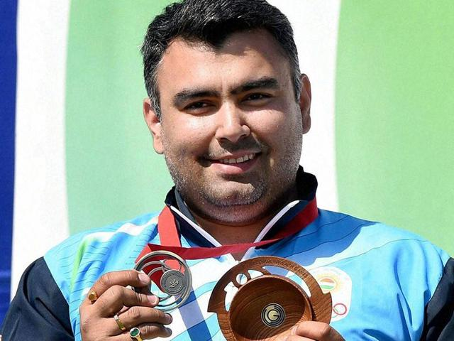 Gagan Narang,Neck Injury,Commonwealth Games