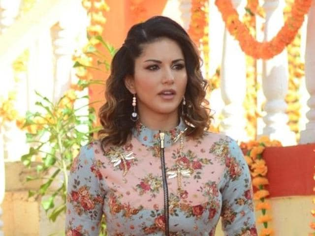 Sunny Leone says that she was a geeky student in school.