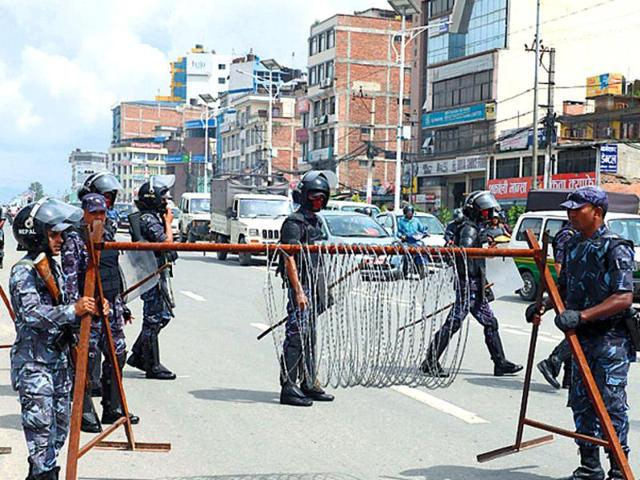 A now more than five-month-old anti-Constitution protest by Madhesis in the southern Nepali Tarai has led to a blockading of a major portion of the open border that the landlocked Himalayan nation has with India.