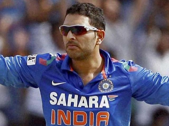 Even after all the accolades, including a winner's medal at the 2011 ICC World Cup, and a battle with cancer, Yuvraj Singh has kept his desire to play burning.