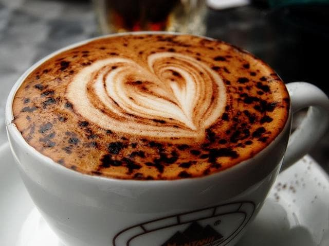 Recent growing evidence indicates the potential cardiovascular benefits of several common caffeinated products such as coffee, chocolate and tea.